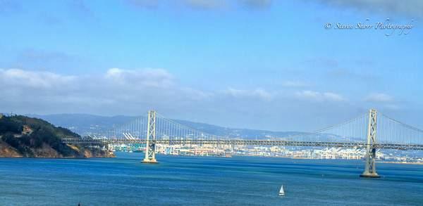 The Bay Bridge Pano
