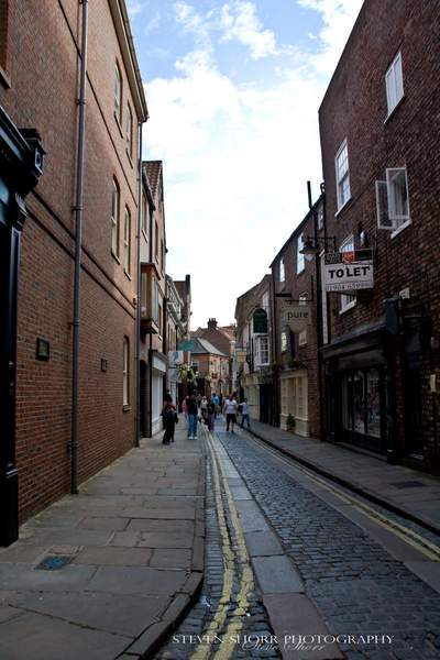 The Shambles in York 2