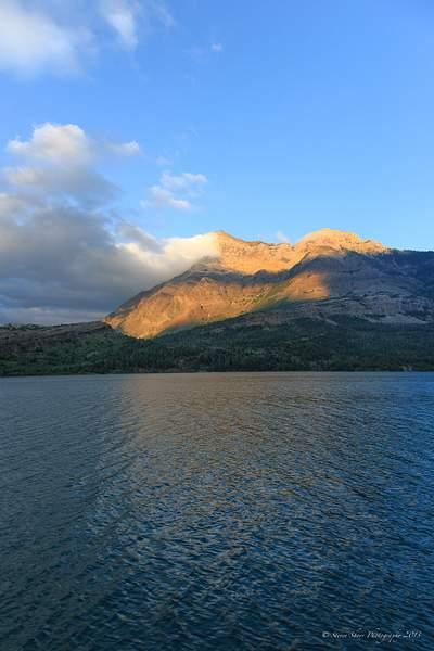 Sunset-Wateron Lake-2