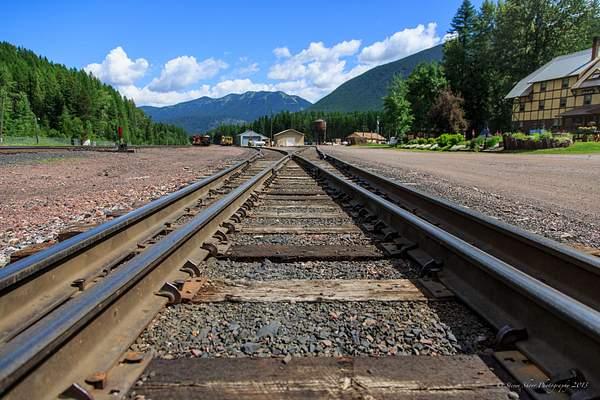 Making Tracks to Montana
