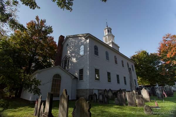 Bennington Church-2