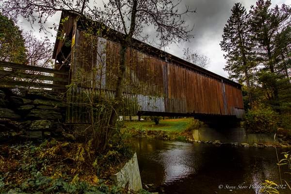 Covered Bridge Sherbrooke CANADA