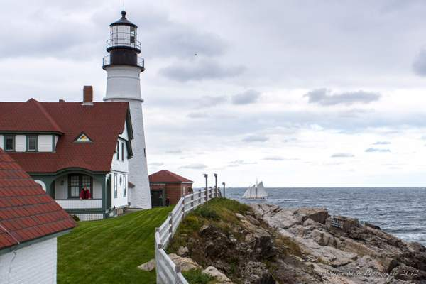 Portland ME Lighthouse-1