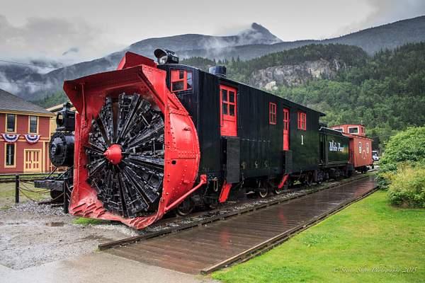 Snow Plow Engine