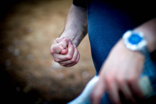 Hands by Mikhael