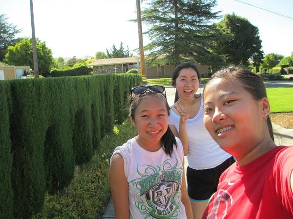 Alum Rock Neighborhood Planting 06-29-13 by Ihskey2014