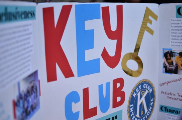Promoting Key at Piedmont Middle 6-7-13 by Ihskey2014