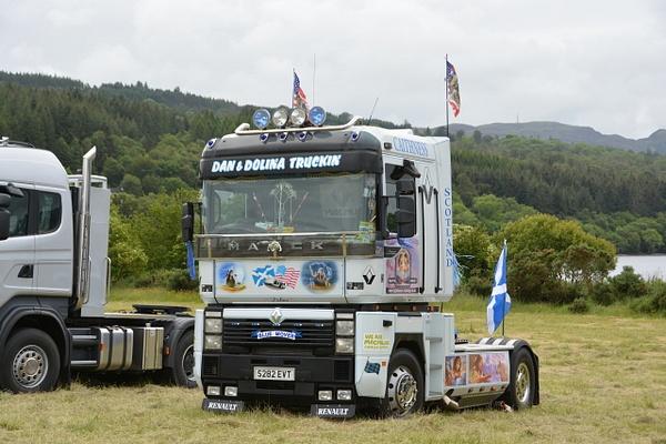 Trucknessie by norseman76