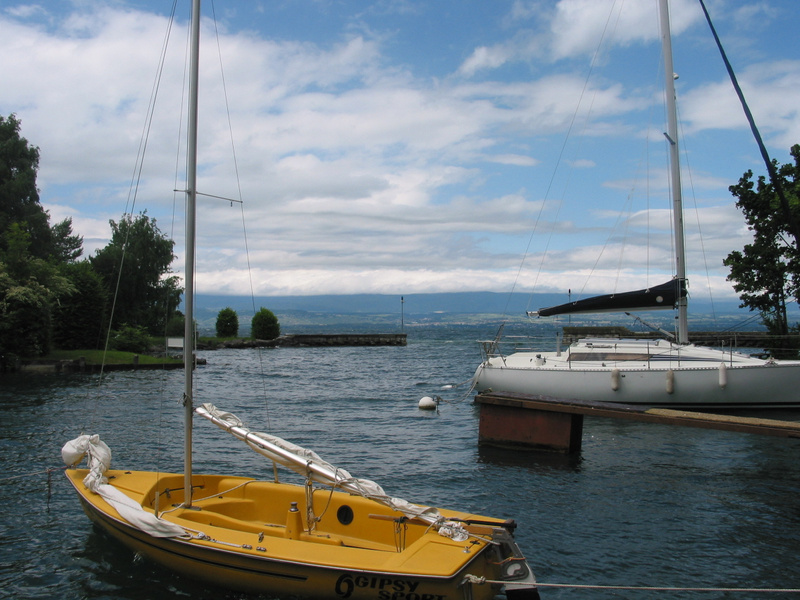 another beautiful day -- to sail or not to sail?