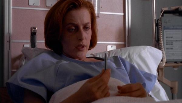 X-Files Screencaps by Fictionbox