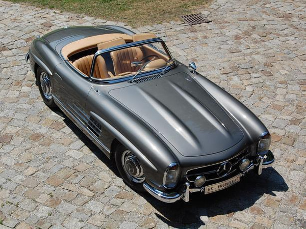 300SL by RAWMEAN