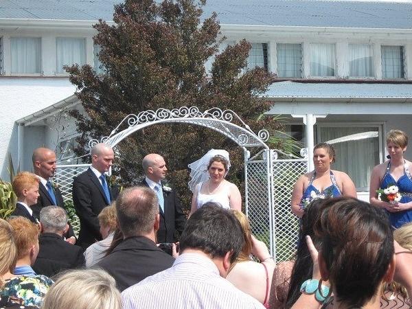 Jolie and Dan's Wedding by DanielleRuka