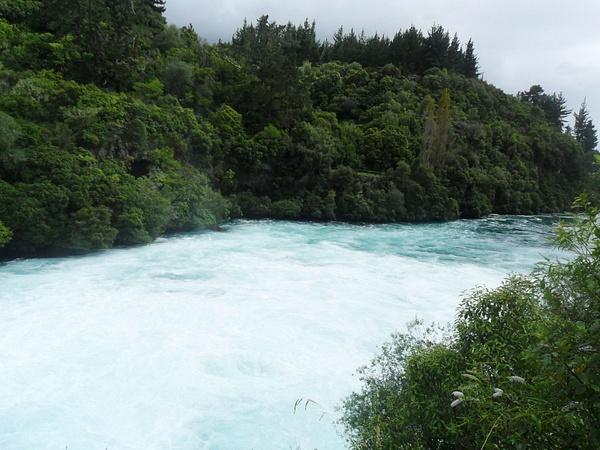 Huku Falls by DanielleRuka