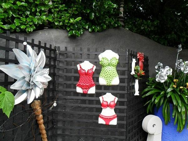 Random Taupo Garden by DanielleRuka