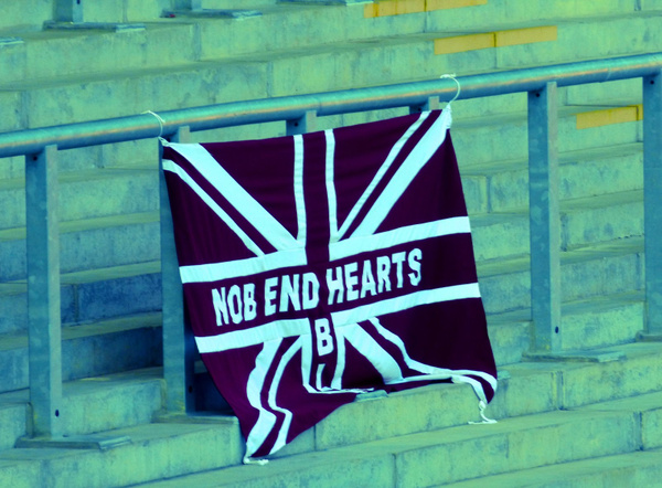Heart of Midlothian 1 v 5 Dinamo București (09-07-2013) by toasis1