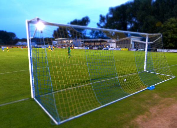 AFC Sudbury 0 v 5 Colchester United (12-07-2013) by toasis1