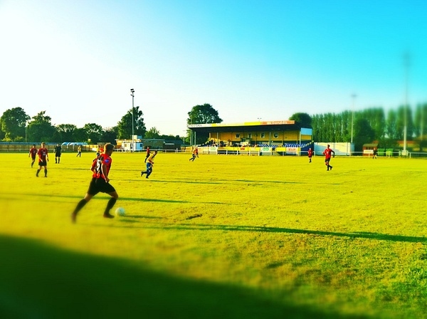 Wellingborough Town 1 v 1 Histon (18-07-2013) by toasis1