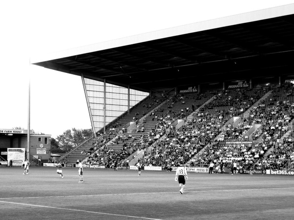 Crewe Alexandra 1 v 5 Aston Villa (26-07-2013) by toasis1