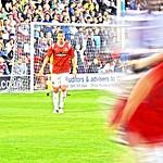 Walsall 0 v 5 Aston Villa (31-07-2013)
