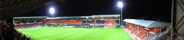 Dundee United 4 v 1 Partick Thistle (25-09-2013) by toasis1