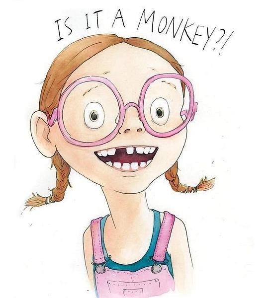 fraidyzoo-is-it-a-monkey by Ingapetrova