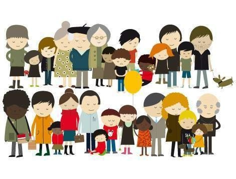 families by Ingapetrova