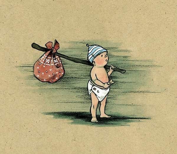 hobo-baby by Ingapetrova