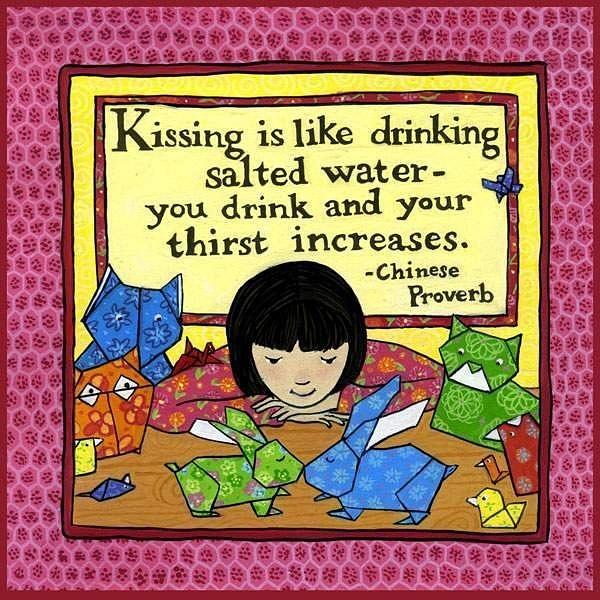 kissing_proverb by Ingapetrova