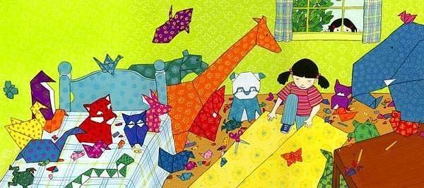 origami by Ingapetrova