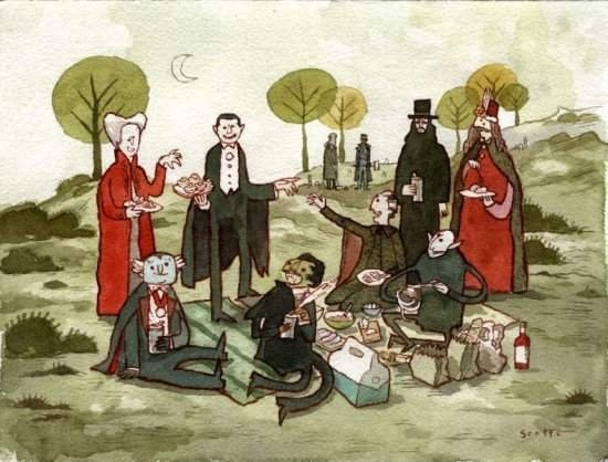 picnicwiththedraculas-copy by Ingapetrova