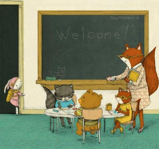 schoolgraegin