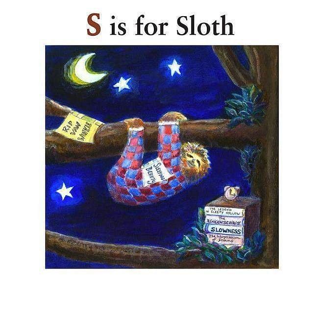 sleepysloth
