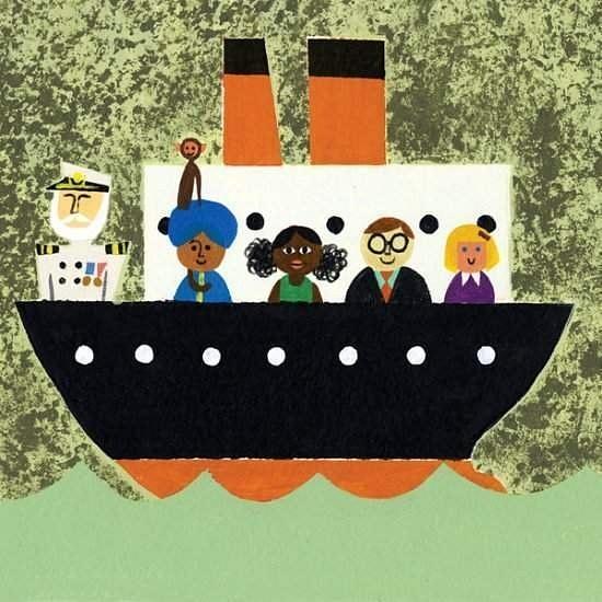 sailors by Ingapetrova