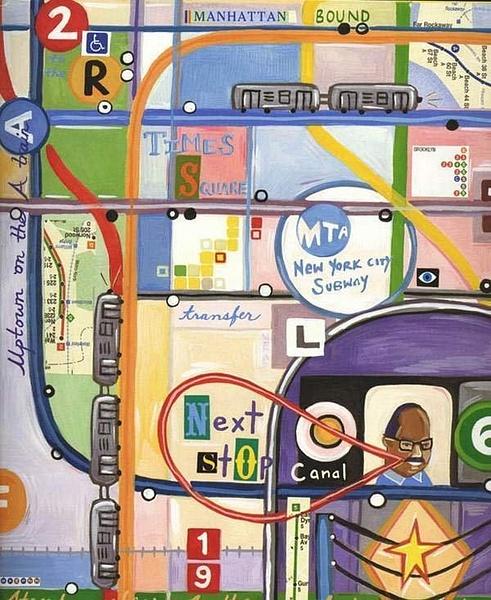 subwaycanal by Ingapetrova