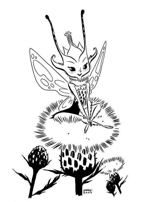 spiderwick-sprite