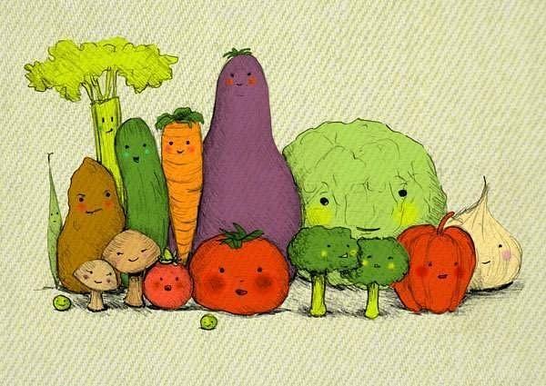 veggiesgraegin by Ingapetrova