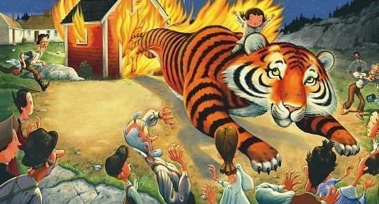 tiger-1 by Ingapetrova
