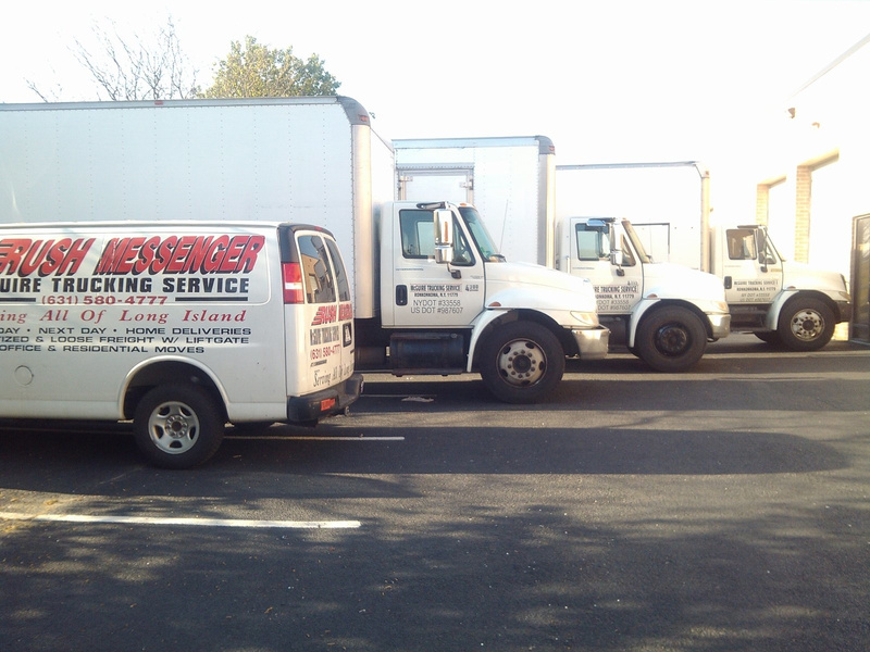 McGuire Trucking Service - Long Island Trucking