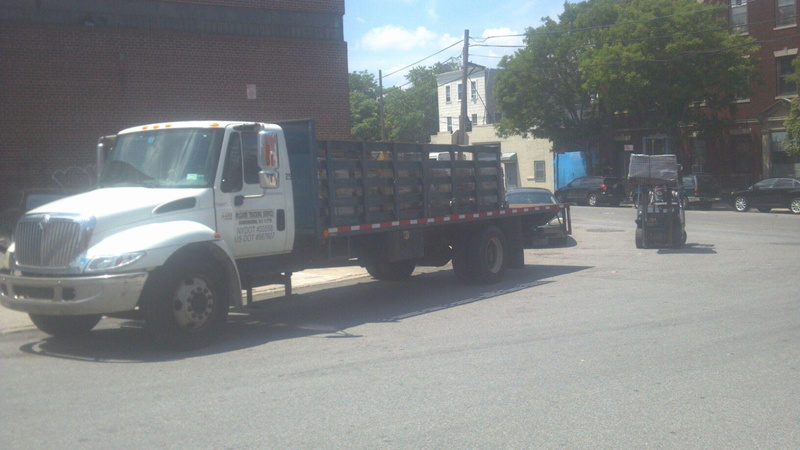 McGuire Trucking Service - Hauppauge flatbed
