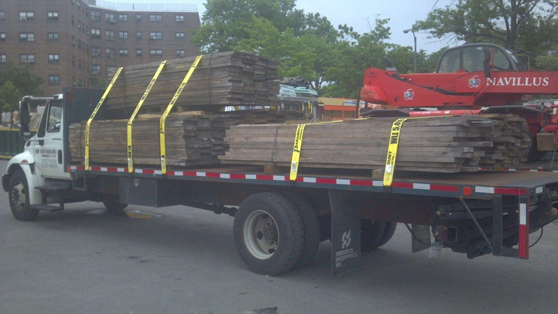 McGuire Trucking Service - new york city flatbed