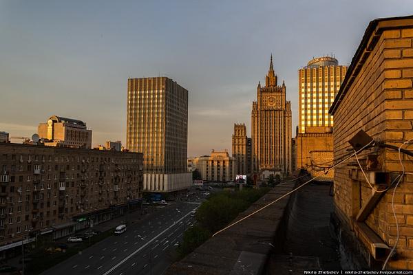 1) roof_1 by NikitaZhebelev