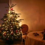 Новый год,ДР Оси и Рождество