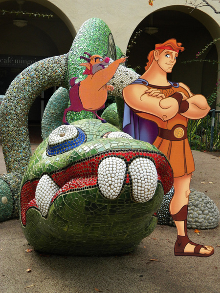 Disney Photoshop by ValerieRottenberg