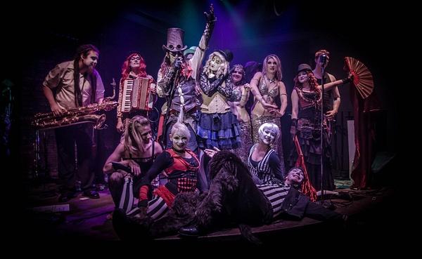 The Strangland Circus