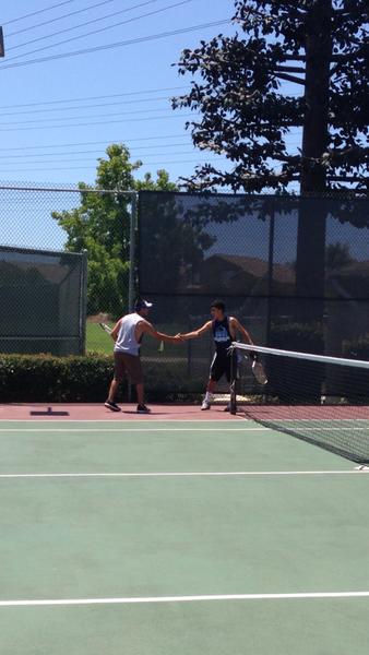 tennis tournament by CarlosSaldana724