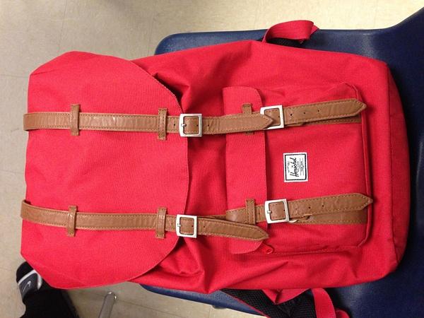 herschel supply backpack by CarlosSaldana724