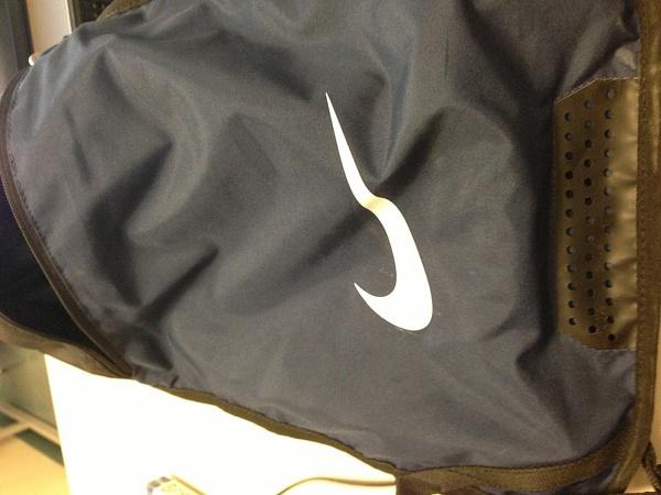 nike sports backpack by CarlosSaldana724