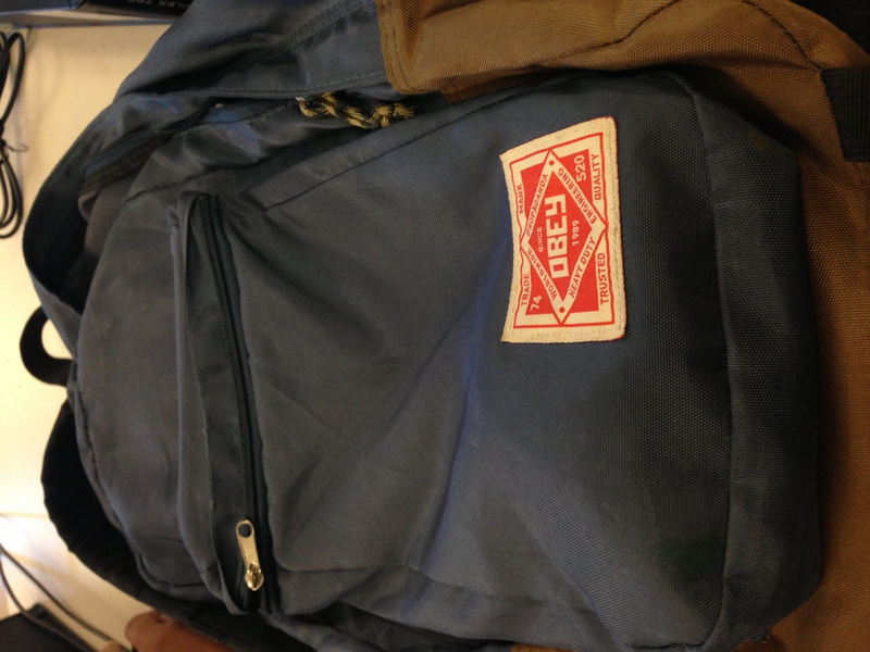 obey backpack