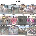 2014 calender