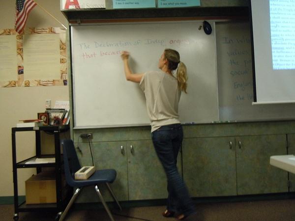 Teachers and Staff by CameronBronner